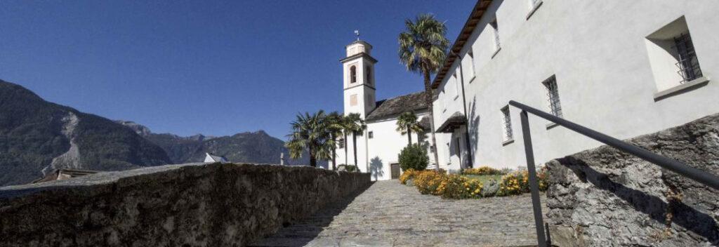 Kloster in Claro
