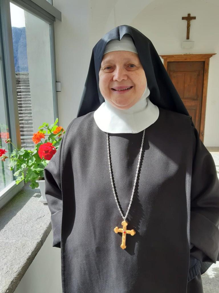 Mutter Sofia Cichetti