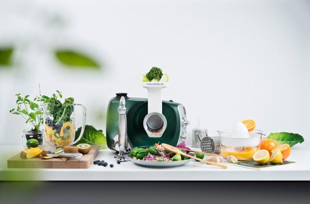 Avissa Ankarsrum Küchenmaschine
