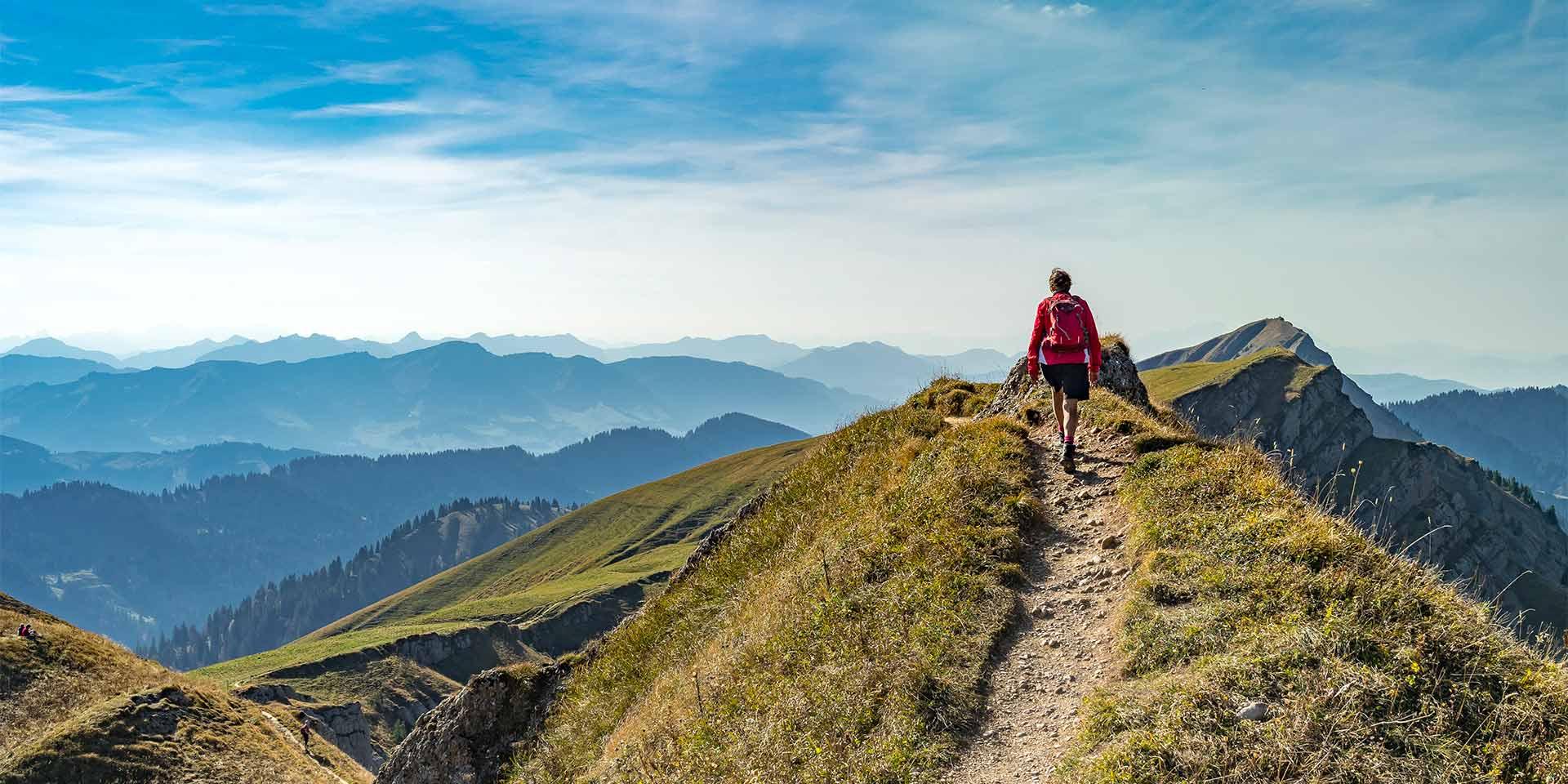 Wandern in den Allgäuer Alpen