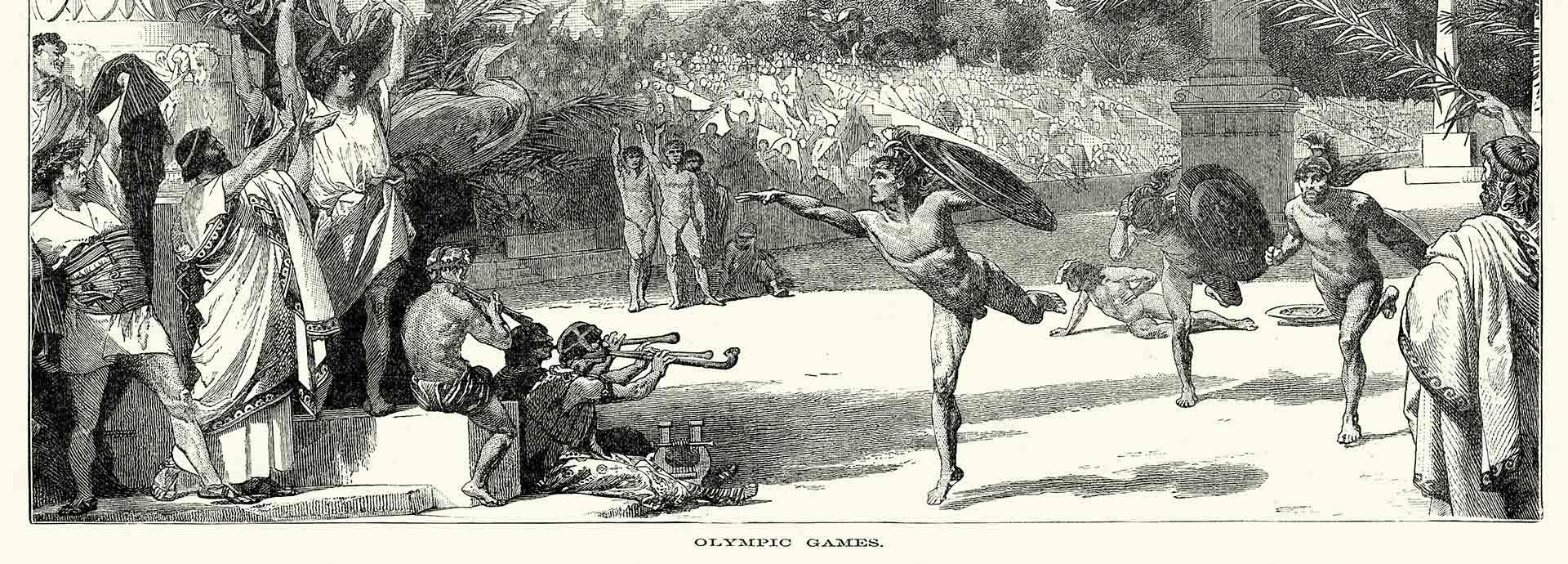 Antike Olympische Spiele