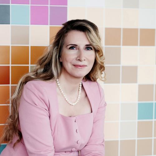 Riccarda Mecklenburg, Präsidentin des Verbands Frauenunternehmen