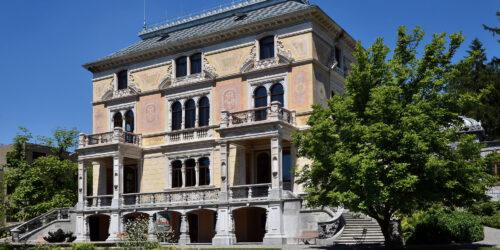 Villa Patumbah in der Schweiz