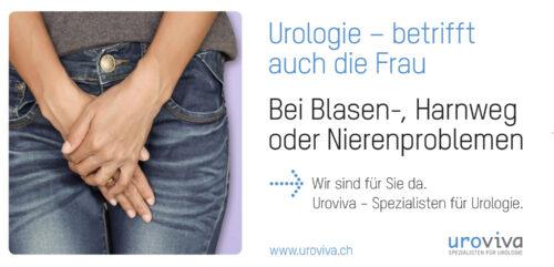Urologie für die Frau