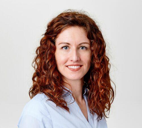 Nicole Kopp setzt sich für dezentrales Arbeiten ein
