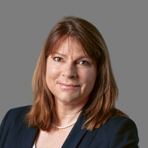 Verena Nold, santésuisse Schweizer Krankenversicherer