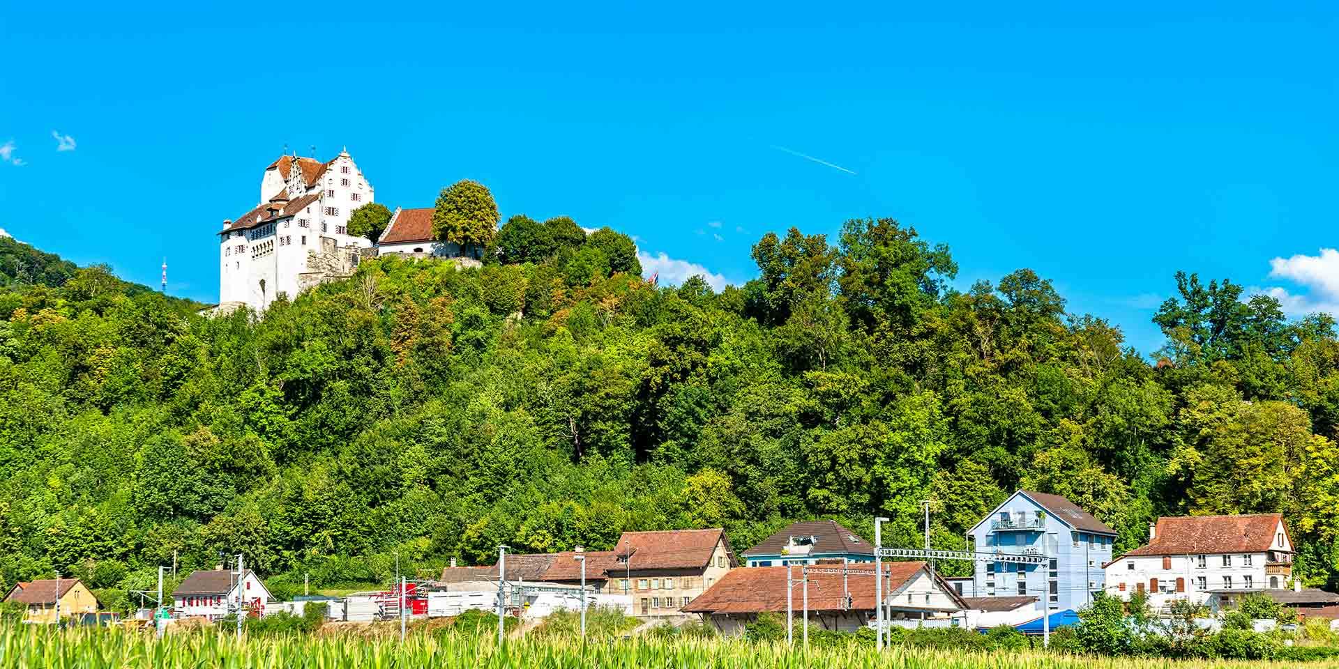 Schloss Wildegg, Schweizer Schlösser